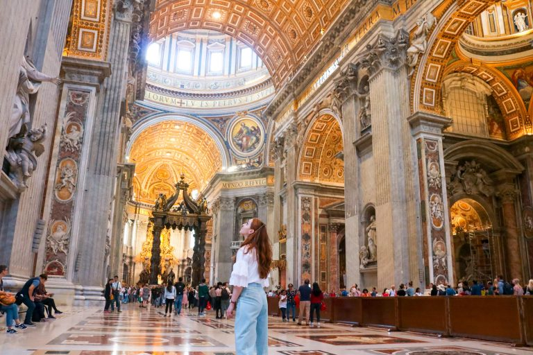 The Best Time to Visit the Vatican