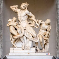 The Laocoon Statue