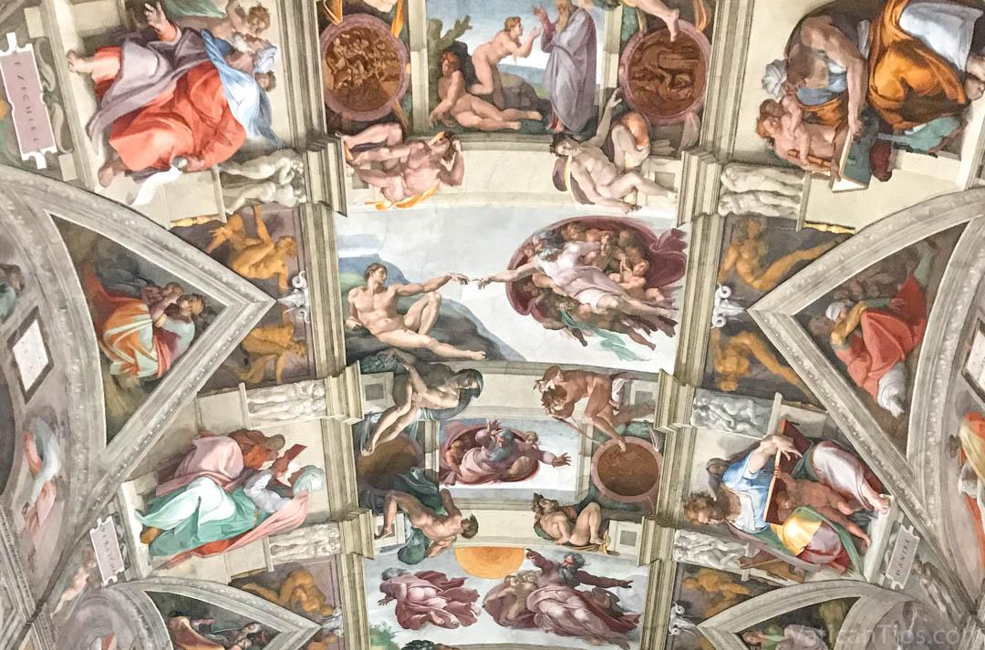 The Sistine Chapel - Vatican Tips