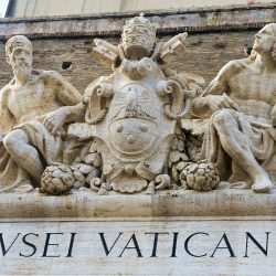 Where is the Entrance to the Vatican Museums?