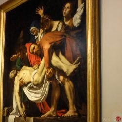 Caravaggio in the Vatican