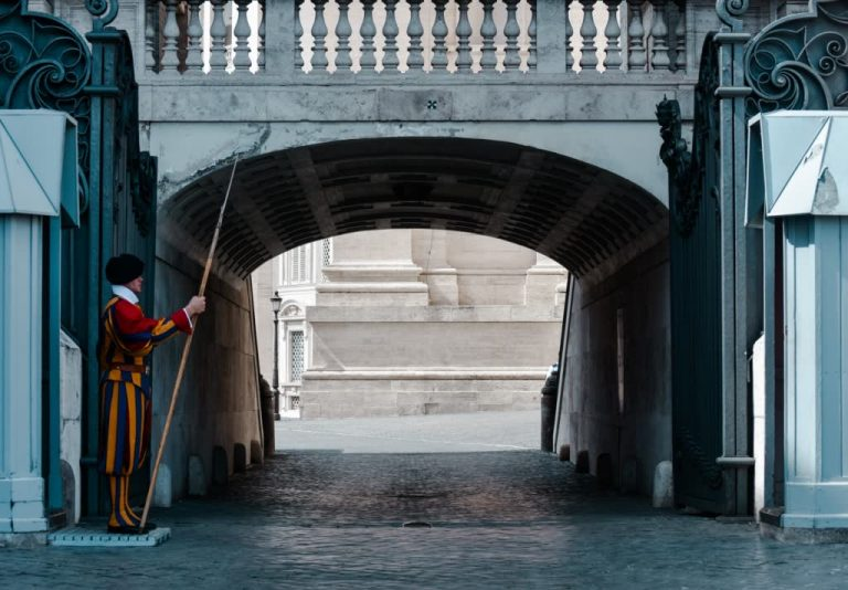 The Vatican's Swiss Guards